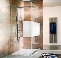 Bodeneben, ebenerdige Dusche - Bild: HSK