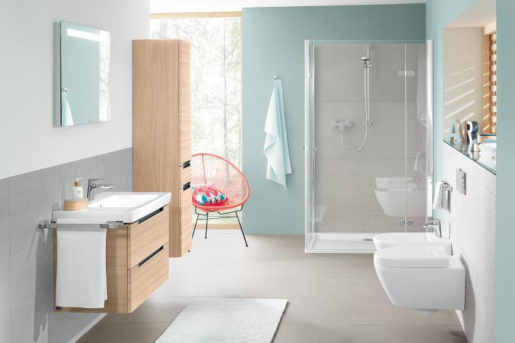 badmöbel halle (saale) - herrmann bäder wärme wasser gmbh, Badezimmer